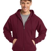 Ecosmart® Full-Zip Hooded Sweatshirt
